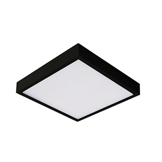 Lámpara Led Cuadrado Sobreponer En Techo Tl-2816.n40 Illux
