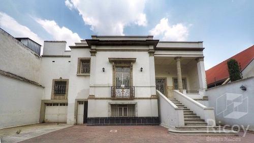 Casa Porfiriana En La Escandón