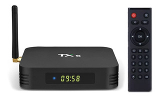 Nuevo- Android 9.0 Tv Box Tx6*4k/4gbram/64gbrom /hdr/bt4.0*
