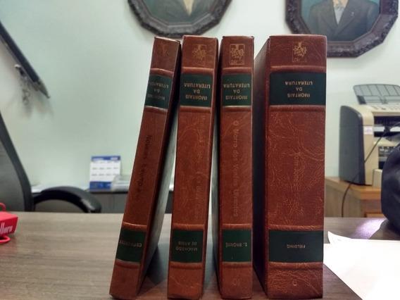 Coleção Imortais Da Literatura Editora Abril Luxo 50 Volumes