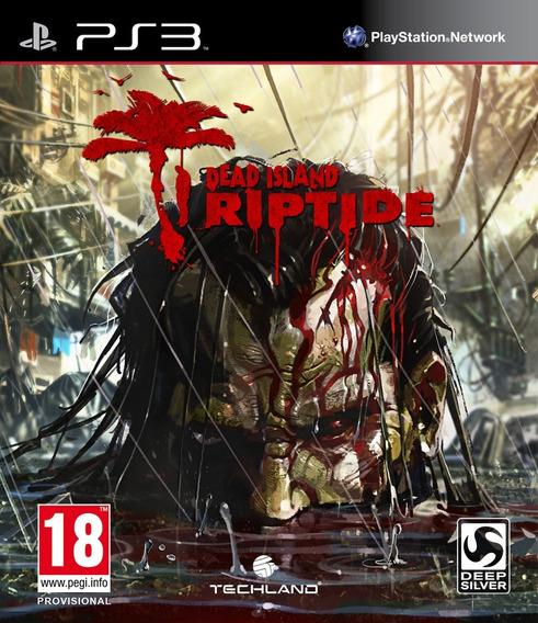 Dead Island Riptide Ps3 Via Pendrive Leia A Descrição!