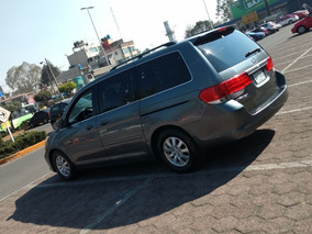 Honda Odyssey Touring Minivan Cd Qc Dvd At 2009