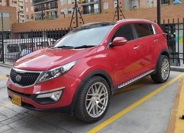 Kia Sportage 2.4 Gasolina
