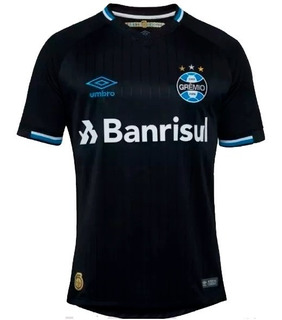 Camisa Grêmio 3 Umbro Oficial 2018/19 Com Número 10