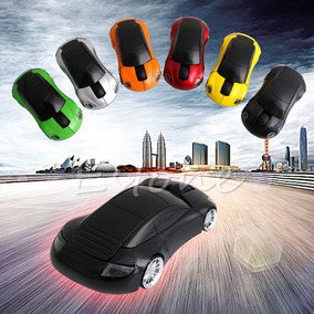 Acessórios De Computador 2.4 Ghz 3d Forma Do Carro Do Mouse