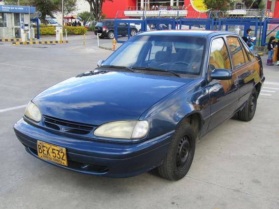 Daewoo Racer Gti