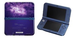 Nintendo New 3ds Xl- 20 Juegos - Flasheada 32 Gb Garantia