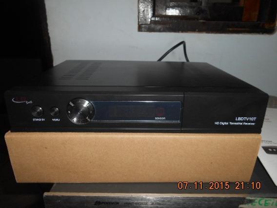 Lb Sat Lbdtv10t Hd Digital Terrestrial Receiver (192a)