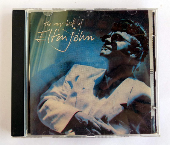 Cd Duplo Original Elton John The Very Best Of