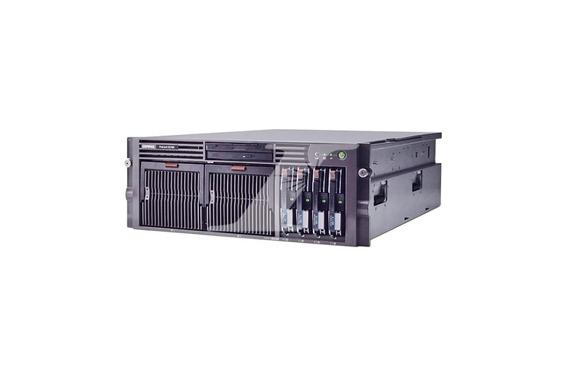Hp Servidor Dl580,xeon 2.2ghz,3gb,2xpower Supply