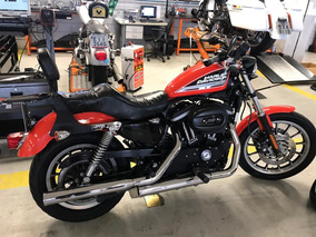 Harley Davidson 883 Novissima