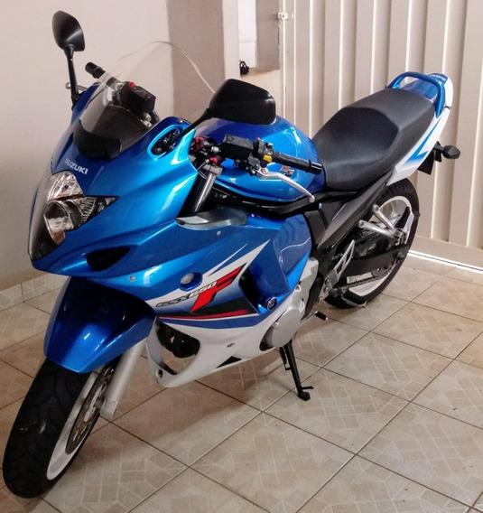 Vendo Suzuki Gsxf 650