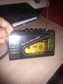 Radio Am Fm Toca Fitas Broksonic