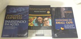 3 Livros Sobre Investimentos Em Ações