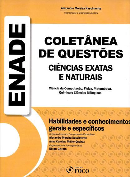 Coletânea De Questões Enade - Ciências Exatas E Naturais