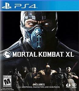 Jogo Ps4 Mortal Kombat Xl - Lacrado - Game Ps4