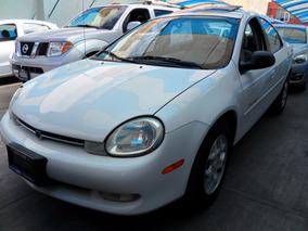 Dodge Neon Lx Sedan Aa Ee Ba Qc At 2001