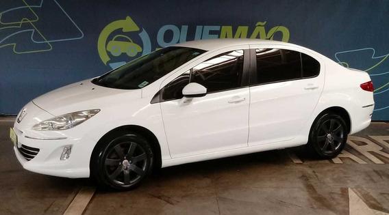 Peugeot - 408 Allure - Motor 2.0 - Ano 2013