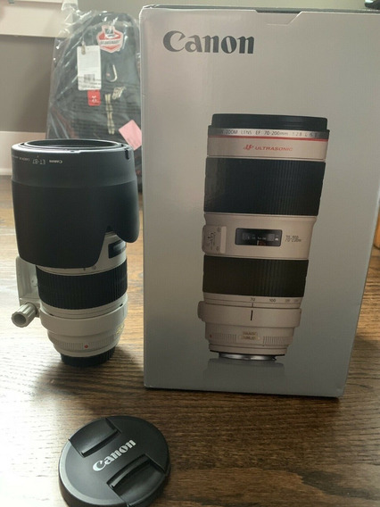 Lente Canon Ef 100-400 Mm Lens