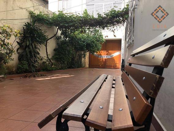 Casa Com 3 Dormitórios À Venda, 300 M² Por R$ 1.380.000,00 - Vila Mariana - São Paulo/sp - Ca2722