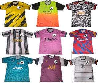 25 Camisas De Time Atacado Camisas Mundialpresentesfutebol