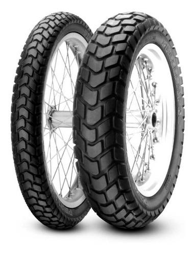 Imagen 1 de 1 de Kit Cubiertas Pirelli Mt60 Honda Nxr 125 Bross