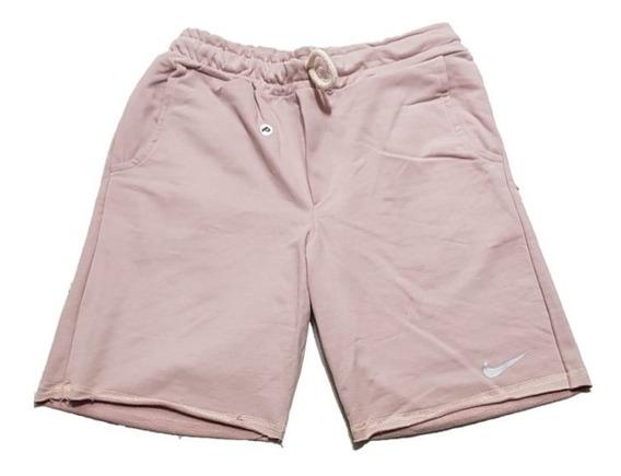 Bermuda De Moletom Summer Masculina Verão Nike Top