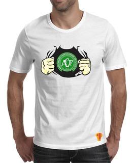 Camiseta Chapecoense Masculina 2018 Futebol Clube Chapeco