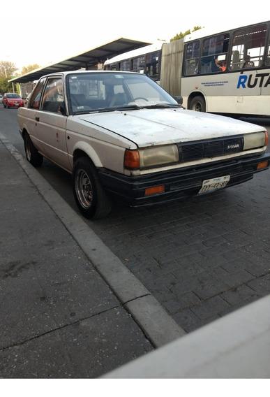 Nissan Tsuru Ii $16800 A Tratar
