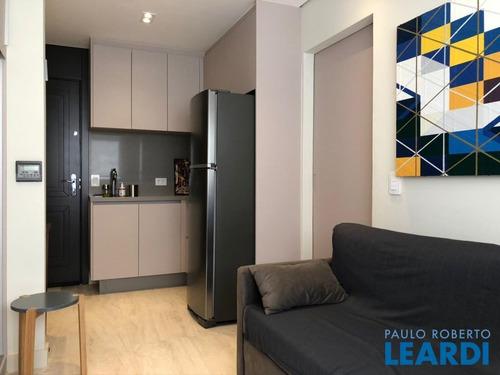 Imagem 1 de 15 de Apartamento - Jardim América  - Sp - 614429