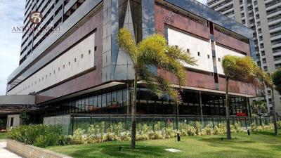 Sala Comercial Para Locação, Com 66m² Aldeota, Fortaleza. - Sa0006