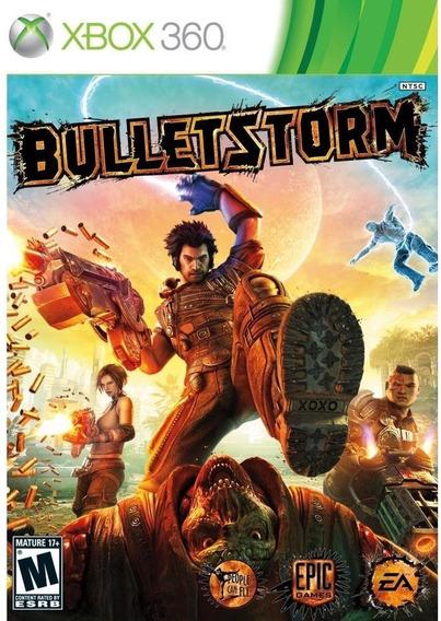 Jogo Original Lacrado Bulletstorm Xbox 360