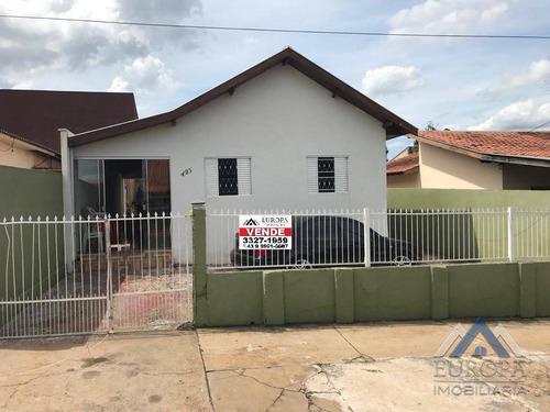 Imagem 1 de 30 de Casa À Venda, 111 M² Por R$ 250.000,00 - Waldemar Hauer - Londrina/pr - Ca0898