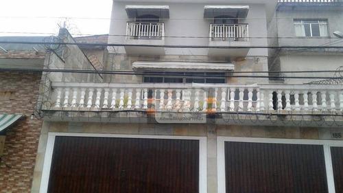 Sobrado  Residencial À Venda, Jardim Cidade Pirituba, São Paulo. - So0026