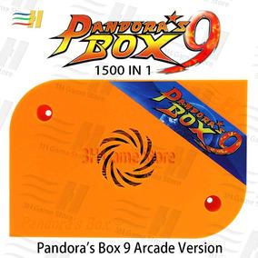 Placa Pandora Box 9 - 1500 Jogos Pronta Entrega