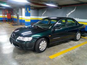 Honda Accord Modelo Ex 98 / Veiculo Em Excelente Estado.
