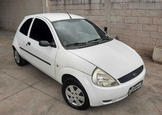 Ford Ka 10 I 8v Gasolina 2p Manual
