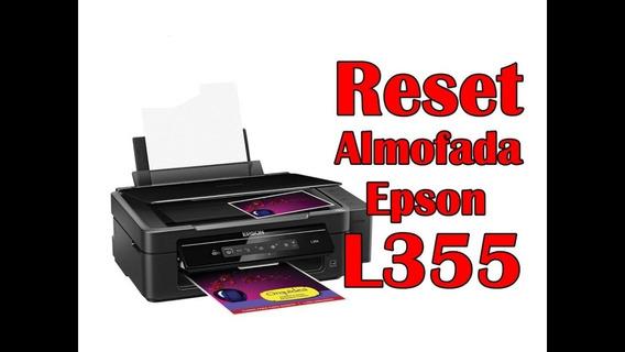 Reset Epson L355 Ilimitado