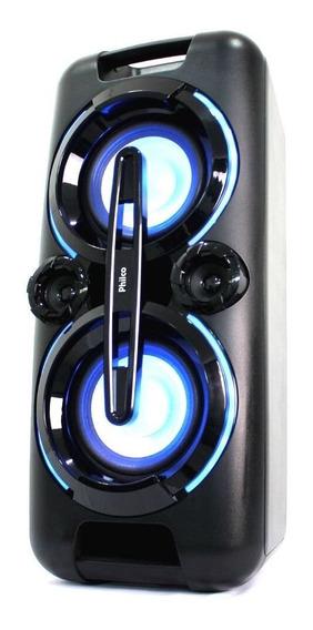Caixa De Som Amplificada 250w Bluetooth Philco Pcx 5001n