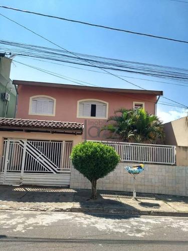 Casa Com 3 Dormitórios À Venda, 258 M² Por R$ 352.000,00 - Jardim Maria Antonia (nova Veneza) - Sumaré/sp - Ca6979