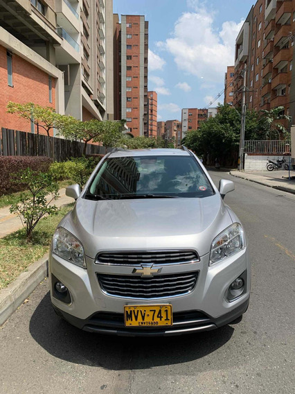 Chevrolet Tracker Tracker Ls At