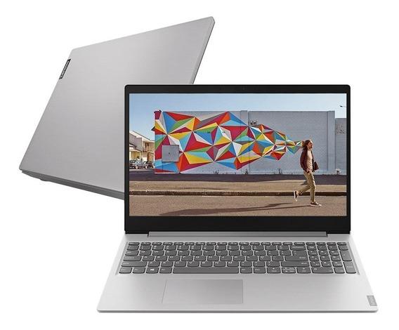 Notebook Lenovo Intel Celeron 4gb 500gb 15.6 Linux - Preta