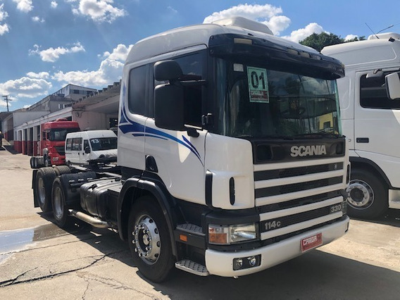 Scania P114 330 P330 6x2 C/ar Mb 2035 2540 2544 1933 1938 Ax