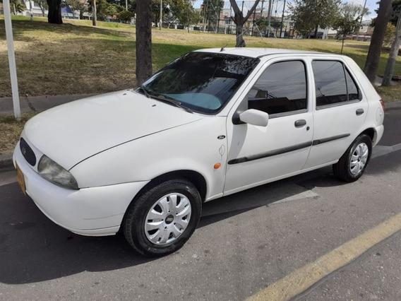 Ford Fiesta 1200 Cc 16v M/t 1999