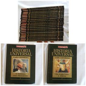 Livros: História Universal, 21 Volumes