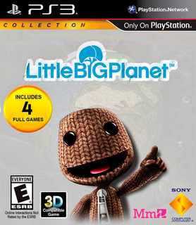 Littlebigplanet 1, 2, 3 + Karting Ps3 Digital Gcp