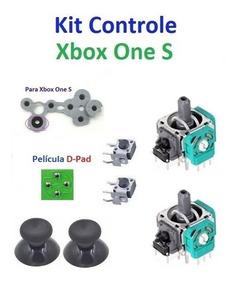 Kit Reparo Controle Do Xbox One S - Frete R$ 15,80