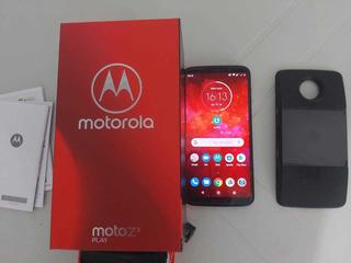 Motorola Z 3 Play Com Projetor