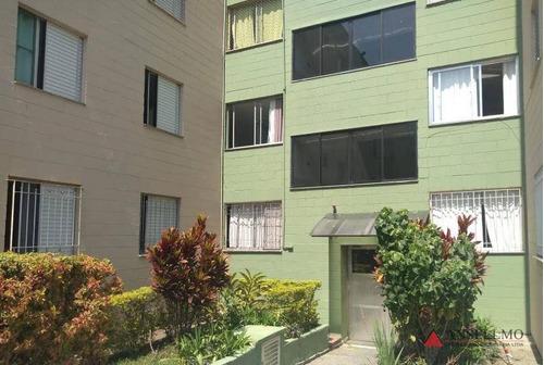 Apartamento Com 2 Dormitórios À Venda, 51 M² Por R$ 187.620,00 - Baeta Neves - São Bernardo Do Campo/sp - Ap2020