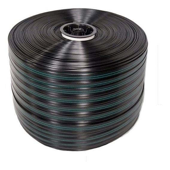 Mangueira Gotejamento 100m 15x15cm + 2 Conectores